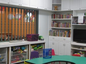Thanks to the efforts of the Avery Dennison Day of Caring volunteers, Forbes House now  boasts a perfectly organized and sanitized playroom for children. Day of Caring is an annual  campaign of United Way of Lake County promoting volunteerism and helping others.