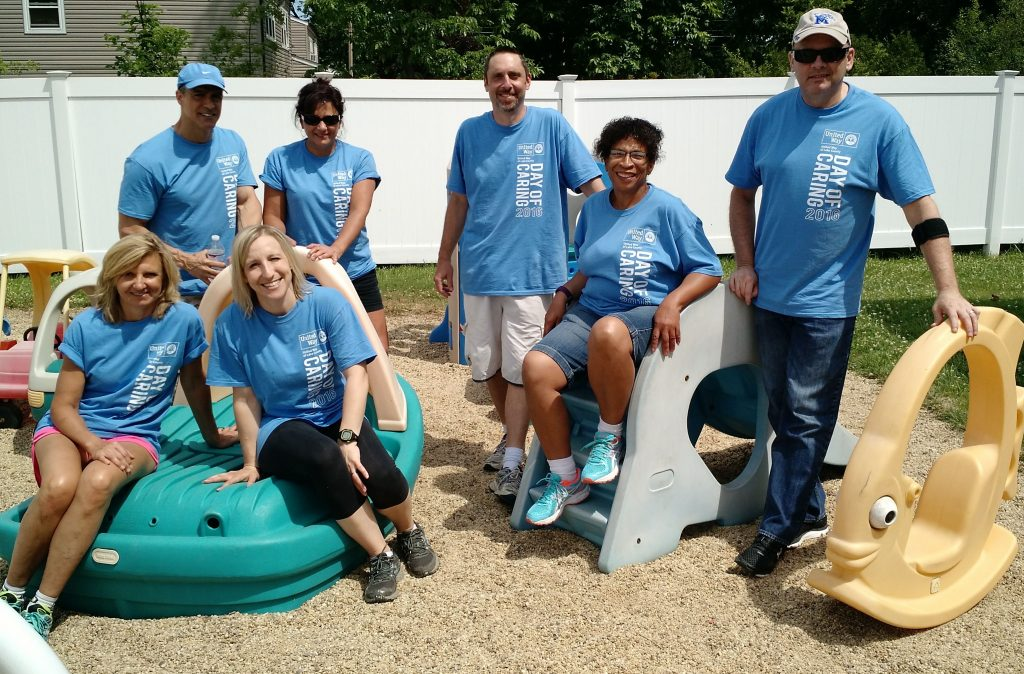 Avery Dennison team at Forbes House
