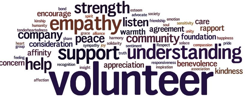Reasons to volunteer!