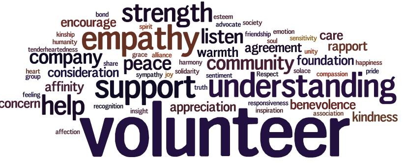 Reasons to volunteer!