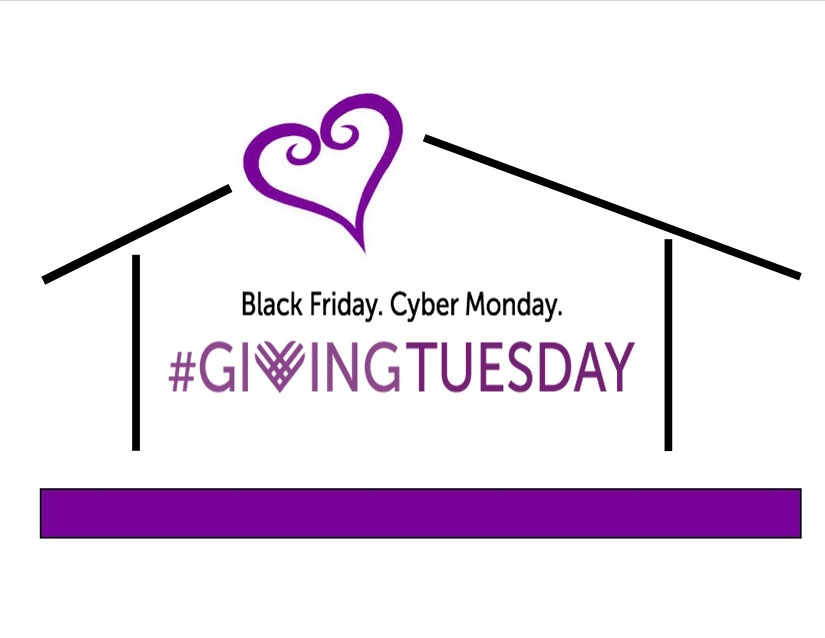 Giving Tuesday Forbes House logo